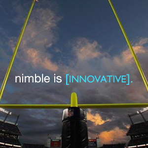 nimble is innovative